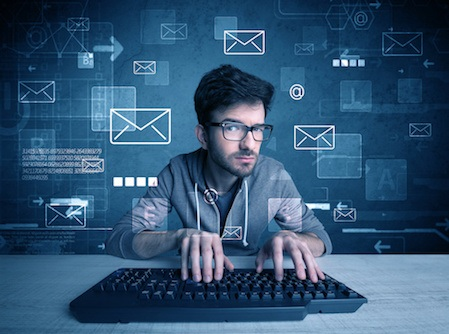 How to tell if an email is from a legitimate source.